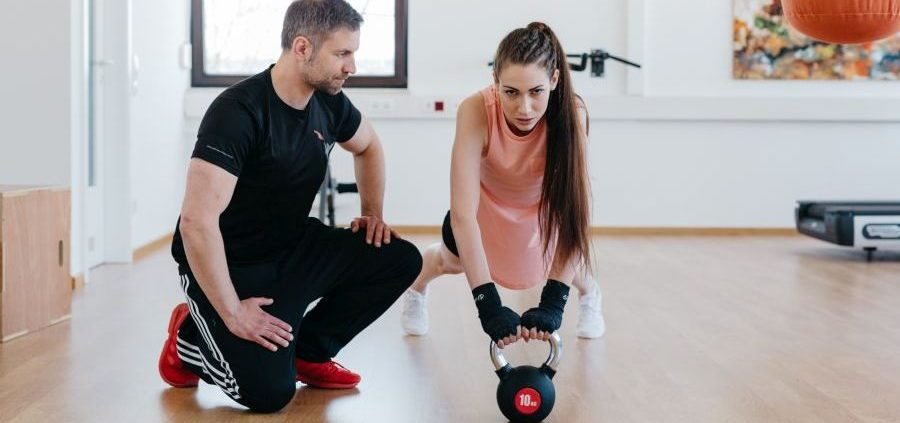 Personal Training Bodystyling Bauch Beine Po 1