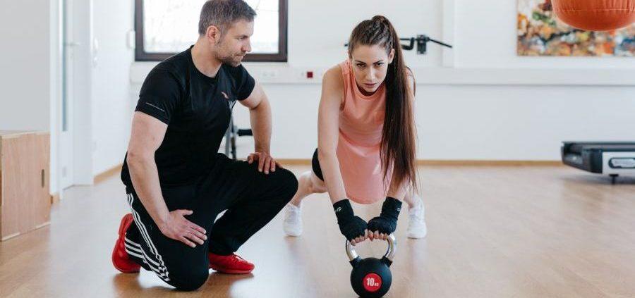 Personal Training Bodystyling Bauch Beine Po 1
