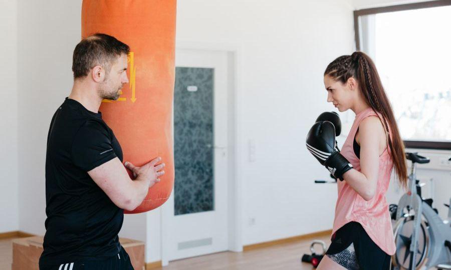 Personal Training Bodystyling Bauch Beine Po 2