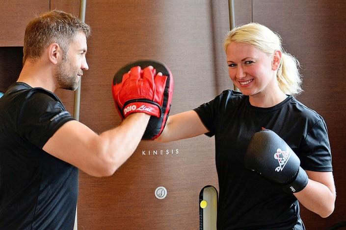 Personal Training Damir Selbstverteidigung fuer Frauen